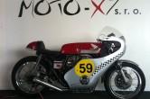 HONDA CB 500 závodní speciál r.v.1972 do třídy KLASIK PRODÁNO!!!